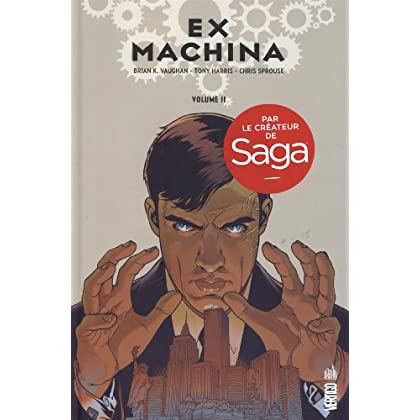 Ex Machina tome 2