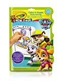 Crayola 81-1373-E-000 Mini Kids-Paw Patrol-Mal-& Stickerspaß, Multi