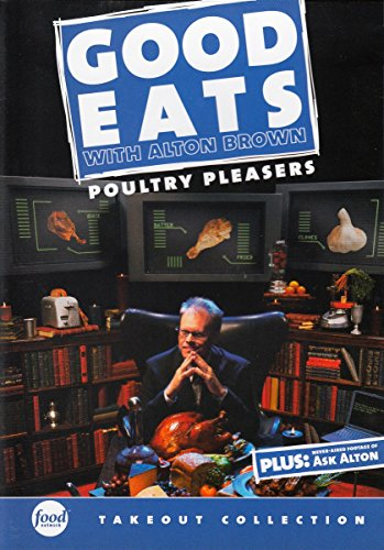 Preisvergleich Produktbild Good Eats with Alton Brown: Poultry Pleasers