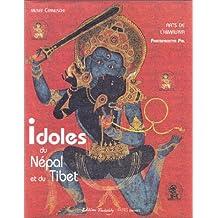 Idoles du Népal et du Tibet