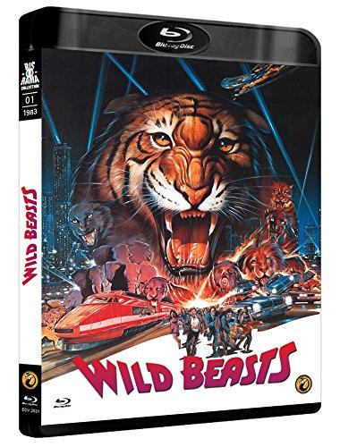 Image de Les bêtes féroces attaquent - Edition limitée (500ex) - Blu-ray