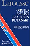 Image de Cobuild english learners dictionary