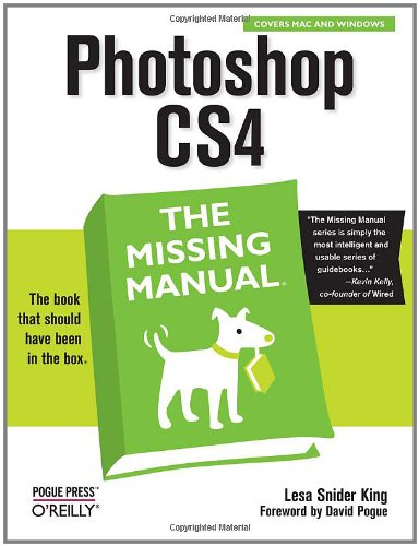 Preisvergleich Produktbild Photoshop CS4: The Missing Manual