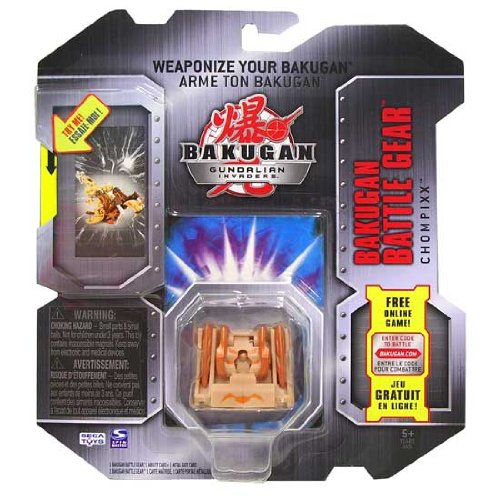 Bakugan Gundalian Invaders - Battle Gear - Chompixx