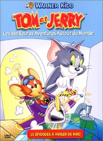 Tom et Jerry : Les Meilleures aventures autour du