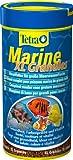 Tetra Marine XL Granules vollwertiges Hauptfutter, für alle mittleren bis großen Meerwasserfische, 250 ml Dose