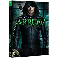 Coffret arrow, saison 1
