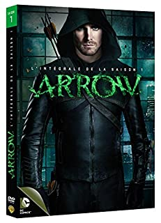 Arrow - Saison 1 - DVD - DC COMICS (B00ECCJMCO) | Amazon price tracker / tracking, Amazon price history charts, Amazon price watches, Amazon price drop alerts