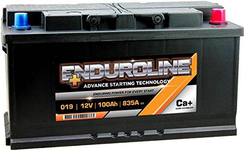 019 Enduroline Autobatterie 100Ah