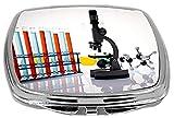 Rikki Knight Compact Mirror, Laboratory ...