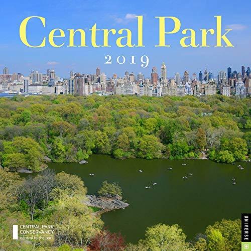 Central Park 2019 Wandkalender
