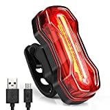 Albrillo Bike Tail Light USB Rechargeable LED Rear - Best Reviews Guide