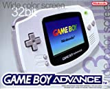 Game Boy Advance Konsole White -