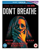Dont Breathe  [Blu-ray] [2016] [Region Free]