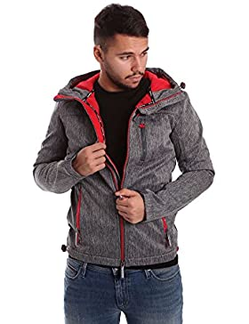 Superdry Hooded Windtrekker, Cha