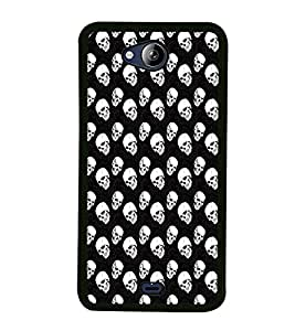 ifasho Designer Phone Back Case Cover Micromax Canvas Play Q355 ( I Love You in Heart Shape )