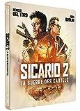 Sicario 2 : La guerre des Cartels [Édition Limitée boîtier...
