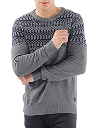Selected Herren Strickpullover Sweater Crew Neck