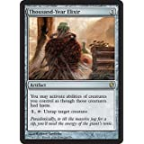 Magic: the Gathering - Thousand-Year Elixir (266/356) - Commander 2013 by Wizards of the Coast TOY (English Manual)