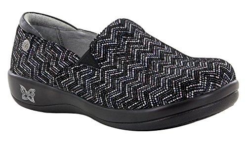 Alegria Womens Keli Professional Shoe Ric Rack