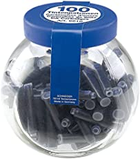 Schneider Ink Cartridges 100 in Pack