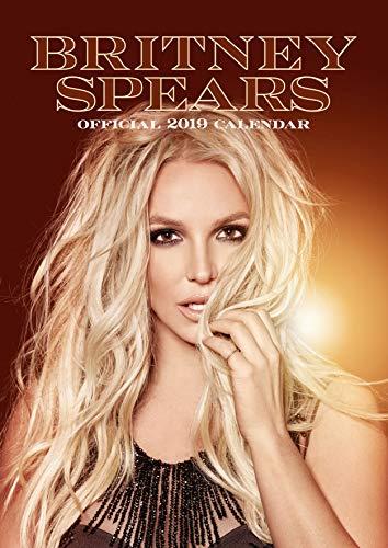 Britney Spears Official 2019 Calendar - A3 Wall Calendar Format par Britney Spears