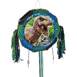 Unique Party Piñata con cuerda de estilo Jurassic World