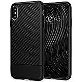 Spigen Core Armor Case Designed For IPhone Xs (2018) / IPhone X (2017) - Black 063CS24941