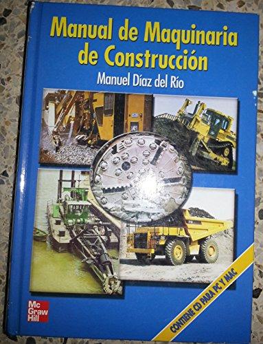 Manual de Maquinaria de Construccion
