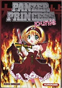 Panzer Princess Punié Edition simple One-shot