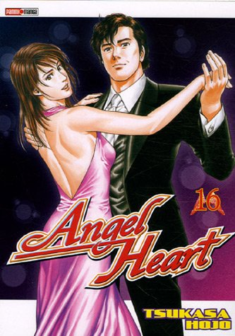 Angel Heart Edition simple Tome 16