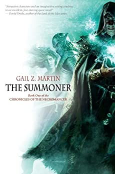 The Summoner (Chronicles Of The Necromancer Series) by [Gail Z. Martin]