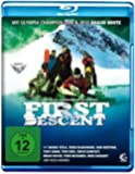 First Descent - The story of the snowboarding revolution [Blu-ray]