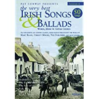 The Very Best Irish Songs & Ballads: Words, Music & Guitar Chords: 4