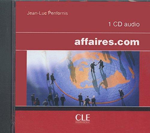 Affaires.Com: CD-Audio Collectif (Collection Poin) por Jean-Luc Penfornis