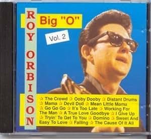 Roy Orbison - Big O Vol 2