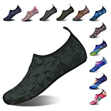 Best Easy Exercise Shoes - Water Shoes Womens Mens Swim Socks Quick-Dry Aqua Review