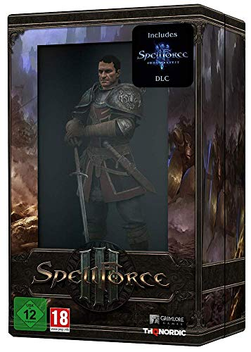 SpellForce 3 - Soul Harvest Limited Edition (PC) (64-Bit) Special Edition Pc