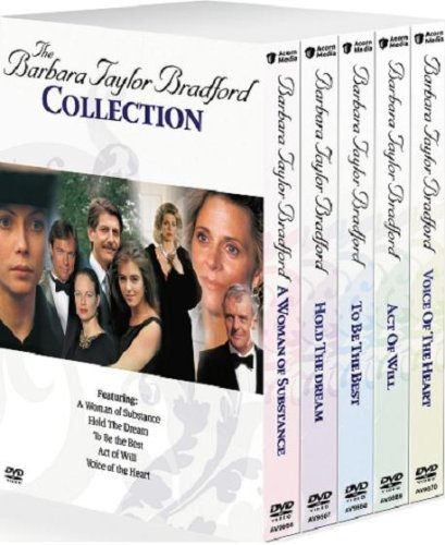 The Barbara Taylor Bradford Collection (A Woman