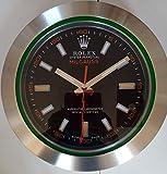 HAOYUN ROLEX Orologio da parete MILGAUSS lampo Serie Migliori Home Furnishings