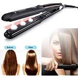 Flat Iron Hair Salon Steam Styler Hair Straightener Hair Curling Curler