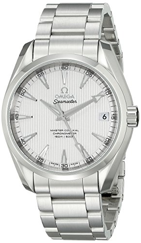 OMEGA MEN'S 38MM STEEL BRACELET & CASE AUTOMATIC WATCH 231.10.39.21.02.002