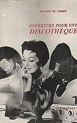 Ouverture pour une discothèque
