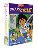 Fisher-Price Fun-2-Learn Smart Cycle Go Diego Go Animal Rescue
