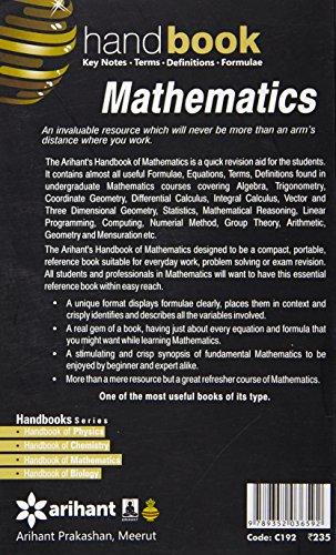 Handbook of Mathematics (Old edition)