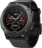 Best Gps Handhelds - Garmin 010-01733-10 Fenix 5X Multisport Watch, 51mm Review
