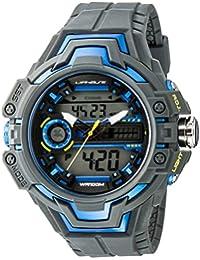 –Bracciale unisex orologio da polso digitale UPhasE, cronografo al quarzo, UP703–150