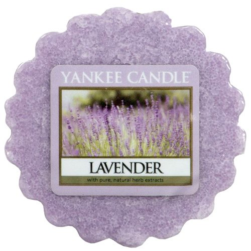 Yankee Candle 1043462 Classic Wax Melt Lavender Kerzen, 22 g