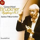 Bruckner : Symphonie no. 5 (live)