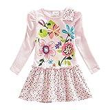 Baby Mädchen Kleid Langarm Winter Tutu Kleidung Kostüme für 3-7 Jahre kleines Mädchen von Shiningup